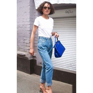 Vintage Levi's | 550 Stonewash Mom Jeans W29